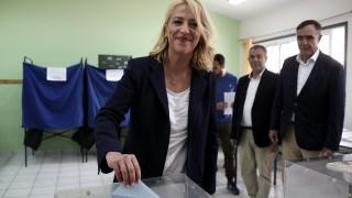 Αποτελέσματα εκλογών 2019 - Δούρου: Την επόμενη Κυριακή θα δώσουμε τη μάχη για τις ζωές μας