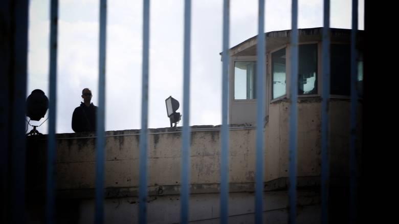 Συμπλοκές στις φυλακές Κορυδαλλού