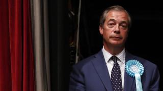 Ευρωεκλογές 2019 Βρετανία: Μετά τη νίκη, ο Φάρατζ απαιτεί ρόλο στις συνομιλίες για το Brexit