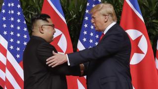 Τραμπ: Ο Κιμ είναι πολύ ευφυής για να μην εγκαταλείψει την ιδέα των πυρηνικών όπλων