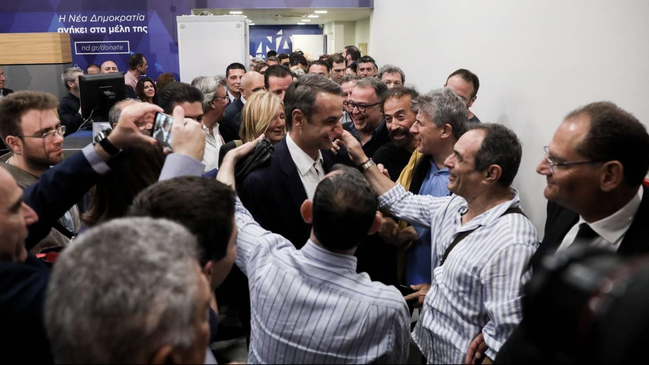 Αποτελέσματα Εκλογών 2019: Η Ελλάδα έστριψε δεξιά – Οι αιτίες της νίκης του Μητσοτάκη