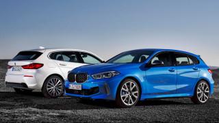 Αυτή είναι η νέα BMW Σειρά 1 που θα ξεκινά από τα 1.500 κυβικά