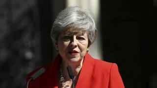 Ευρωεκλογές 2019 - Μέι: «Πολύ απογοητευτικά» τα αποτελέσματα για τους Τόρις