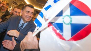 Αποτέλεσμα εκλογών 2019: Αποχωρεί από την ηγεσία του ΛΑΟΣ ο Καρατζαφέρης