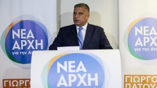 Περιφερειακές εκλογές 2019: «Οι πολίτες της Αττικής ζητούν λύσεις από εμάς», λέει ο Πατούλης