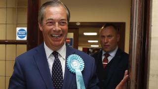 Ευρωεκλογές 2019: Το κόμμα «Brexit» του Φάρατζ και επίσημα ο νικητής στη Βρετανία