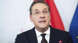 Αυστρία: 33.500 σταυρούς συγκέντρωσε ο Στράχε - Θα μπορούσε να διεκδικήσει έδρα ευρωβουλευτή