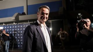 Στη Σύνοδο Κορυφής του ΕΛΚ ο Μητσοτάκης - Ο στόχος της ΝΔ για τον β'γύρο εκλογών