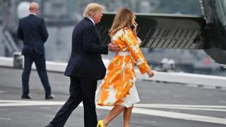 Ιαπωνία: Ο πρόεδρος Τραμπ επιστρέφει στην Ουάσινγκτον με τις «βαλίτσες» του σχεδόν... άδειες