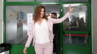 Πανηγυρίζει την... τέταρτη θέση η Κατερίνα Νοτοπούλου