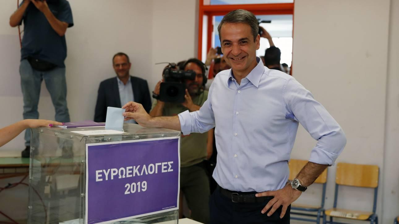 Μητσοτάκης από Βρυξέλλες: Η Ελλάδα έκανε ένα πρώτο σημαντικό βήμα προς μία μεγάλη πολιτική αλλαγή