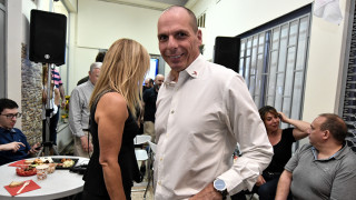 Αποτελέσματα εκλογών 2019: Χιούμορ Βαρουφάκη με διάσημα... θρίλερ για την έδρα του ΜέΡΑ 25