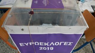 Αποτελέσματα ευρωεκλογών 2019: Οι πρωτιές και τα ποσοστά ΣΥΡΙΖΑ και ΝΔ