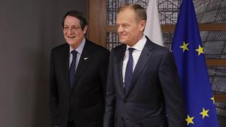 Στήριξη Τουσκ και Μέρκελ στην Κύπρο για τις παράνομες γεωτρήσεις της Τουρκία