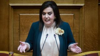 Η ατάκα που «ανάγκασε» τη Θεοδώρα Μεγαλοοικονόμου να αποχωρήσει από τον ΣΥΡΙΖΑ