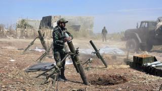 Συρία: Συνεχίζονται οι βομβαρδισμοί σε τομείς που ελέγχουν τζιχαντιστές - Δεκάδες οι νεκροί άμαχοι