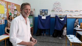Παύλος Γερουλάνος: Άνοιξε τα χαρτιά του για το τι θα κάνει στο β' γύρο