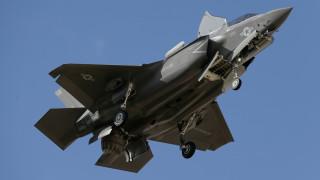 ΗΠΑ: Εξετάζουν το ενδεχόμενο να αναστείλουν την εκπαίδευση των Τούρκων πιλότων των F-35