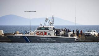 Διάσωση 60 μεταναστών σε θαλάσσια περιοχή της Σάμου
