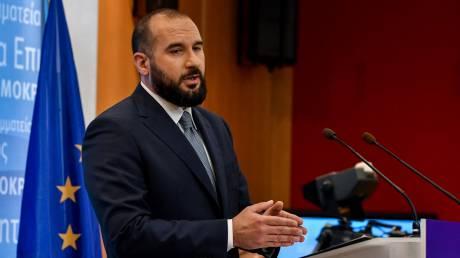 Τζανακόπουλος: Η Νέα Δημοκρατία για άλλη μια φορά προσβάλλει τους θεσμούς