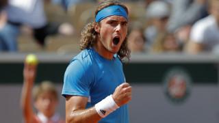 Στέφανος Τσιτσιπάς: Προκρίθηκε στον γ' γύρο του Roland Garros