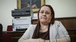 Η Παπασπύρου διαψεύδει τα περί πιέσεων στην Ξένη Δημητρίου να παραιτηθεί