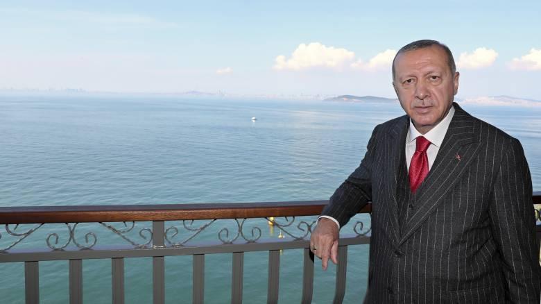 Ερντογάν για άλωση της Κωνσταντινούπολης: Άλλαξε την πορεία της ιστορίας