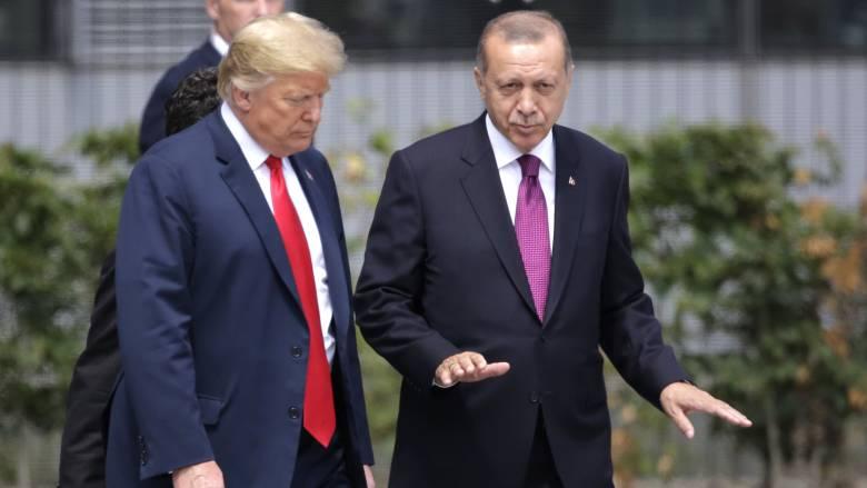 Επικοινωνία Τραμπ - Ερντογάν για τους S-400: Θα συναντηθούν στο περιθώριο της G20