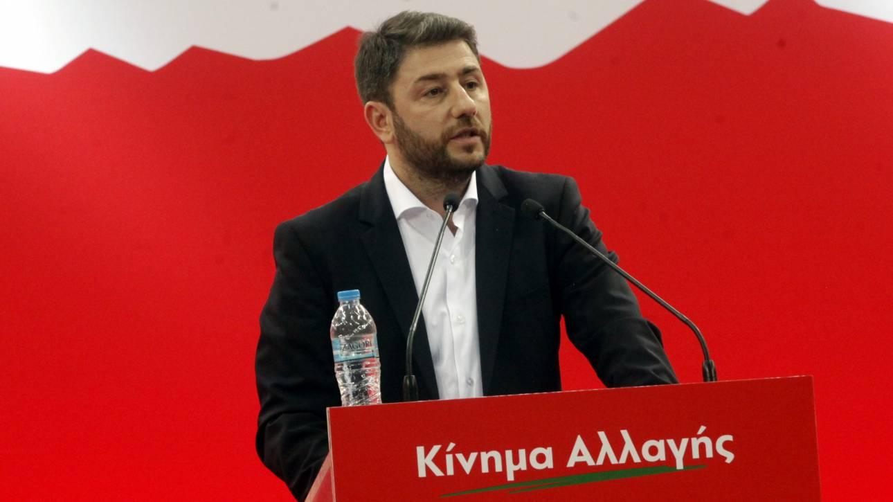 Παραιτείται από ευρωβουλευτής ο Ανδρουλάκης για να θέσει υποψηφιότητα στις εθνικές εκλογές