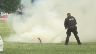 ΗΠΑ: Αυτοπυρπολήθηκε άνδρας κοντά στον Λευκό Οίκο
