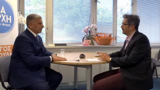 Γ. Πατούλης: Θα αναζητώ πάντα ομοφωνία για τις αποφάσεις
