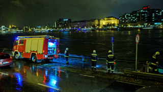 Τραγωδία στη Βουδαπέστη: Τουλάχιστον 7 νεκροί από ανατροπή πλοίου με τουρίστες στον Δούναβη