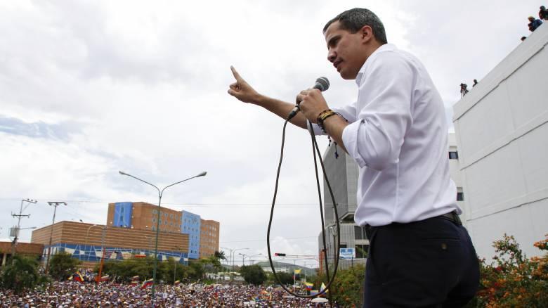 Βενεζουέλα: «Ναυάγησαν» οι συνομιλίες στο Όσλο - Θα συνεχιστούν οι διαδηλώσεις, διαμηνύει ο Γκουαϊδό