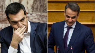Προετοιμασία στη Νέα Δημοκρατία, αβεβαιότητα στον ΣΥΡΙΖΑ