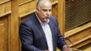 Σαρίδης μετά την ανεξαρτητοποίησή του: Η Ένωση Κεντρώων δεν ήταν ποτέ δημοκρατικό κόμμα