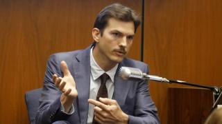 Άστον Κούτσερ: Κατέθεσε για τη δολοφονία της συντρόφου του από το serial killer του Λος Άντζελες