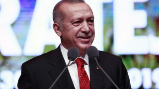 Ερντογάν: «Εμείς θέλουμε να μπούμε στην ΕΕ» λέει και της… επιτίθεται