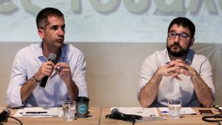 Δημοτικές εκλογές 2019: Μπακογιάννης και Ηλιόπουλος διασταύρωσαν τα ξίφη τους