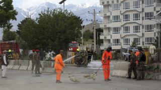 Βομβιστική επίθεση με επτά νεκρούς στη Καμπούλ