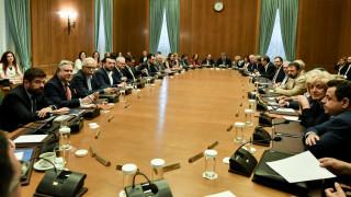 Υπουργικό συμβούλιο για τις αλλαγές στη Δικαιοσύνη