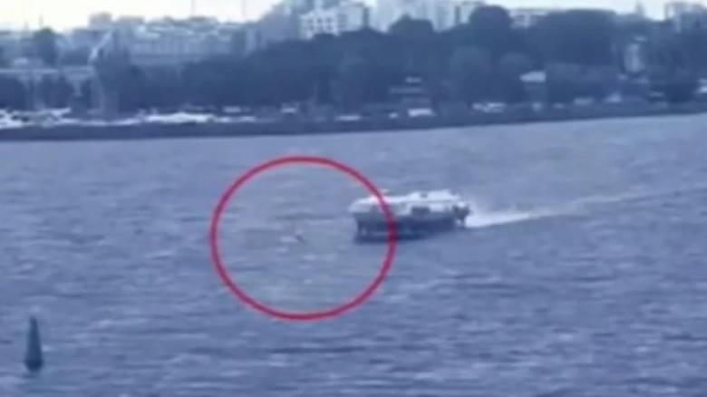 Συγκλονιστικό βίντεο: «Ιπτάμενο δελφίνι» παρέσυρε και σκότωσε 18χρονο σέρφερ στη Ρωσία