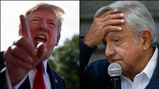 ΗΠΑ - Μεξικό: «Φουντώνει» η κόντρα των δύο χωρών μετά την αναγγελία του Τραμπ για νέους δασμούς