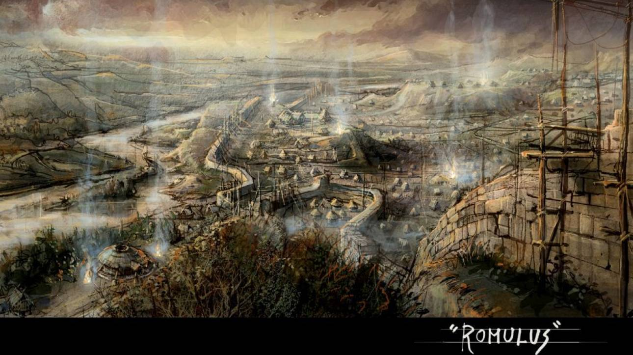 «Romulus»: Η νέα σειρά για την αρχαία Ρώμη μιλάει... λατινικά
