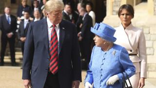 «Επεισοδιακή» αναμένεται η επίσκεψη Τραμπ στο Λονδίνο: Brexit, Huawei και δείπνο με τη βασίλισσα