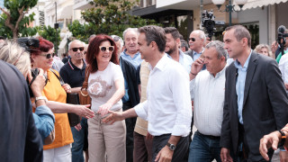 Μητσοτάκης: Δουλειά μου είναι να ενώσω όλους τους Έλληνες