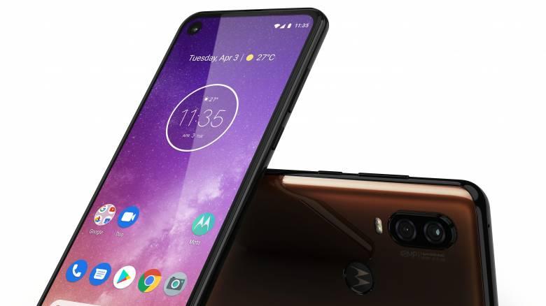 Το Motorola One Vision θέλει να θέσει νέα δεδομένα στην μεσαία κατηγορία