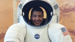 Ο αποφυλακισθείς Τουρκο-Αμερικανός επιστήμονας θέλει να επιστρέψει στη NASA