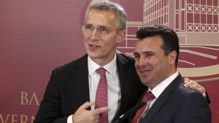 Στη Βόρεια Μακεδονία το Βορειοατλαντικό Συμβούλιο του ΝΑΤΟ