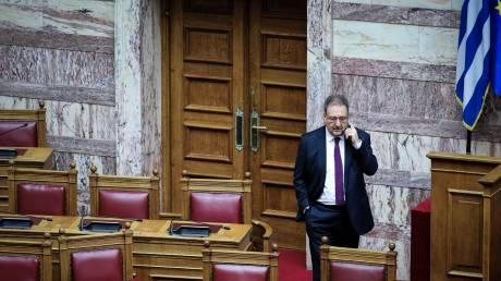 Εθνικές εκλογές: Αποχωρεί από την πολιτική ο Στέργιος Πιτσιόρλας