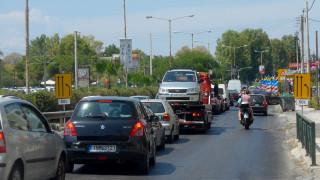 Λ. Ποσειδώνος: Ταλαιπωρία και νέες κυκλοφοριακές ρυθμίσεις από απόψε έως το Σάββατο